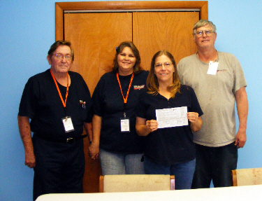 ... a student from the latest Orange County Amateur Radio Club's Licensing ...